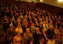 UROCZYSTY JUBILEUSZ DŁUGOLETNIEGO POŻYCIA MAŁŻEŃSKIEGO