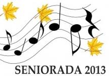 SENIORADA 2013 - FESTIWAL TWÓRCZOŚCI SENIORÓW