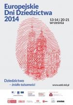 EUROPEJSKIE DNI DZIEDZICTWA 2014