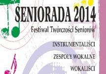 FESTIWAL TWÓRCZOŚCI SENIORÓW SENIORADA 2014