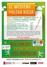 11. WEEKEND POLSKA BIEGA