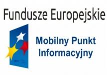 MOBILNY PUNKT INFORMACYJNY FUNDUSZY EUROPEJSKICH W SIEWIERZU