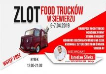 II ZLOT FOOD TRUCKÓW W SIEWIERZU