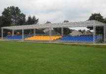 TRZECI ETAP PRZEBUDOWY STADIONU SPORTOWEGO W BRUDZOWICACH