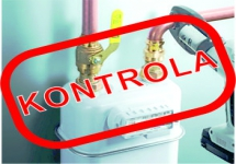 PRZEPROWADZONO KONTROLĘ INSTALACJI GAZOWYCH I PRZEGLĄD KOTŁÓW GAZOWYCH C.O. W OBIEKTACH GMINNYCH