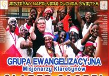 CHÓR GOSPEL Z WYBRZEŻA KOŚCI SŁONIOWEJ WYSTĄPI W SIEWIERZU