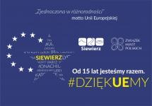 15. ROCZNICA WSTĄPIENIA POLSKI DO UNII EUROPEJSKIEJ