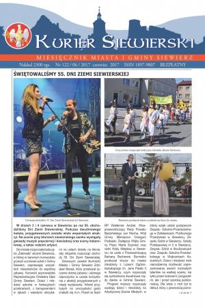 KURIER SIEWIERSKI NR 122/06/2017
