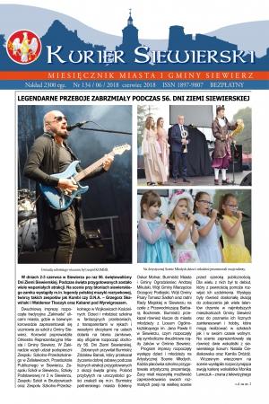 KURIER SIEWIERSKI NR 134/06/2018