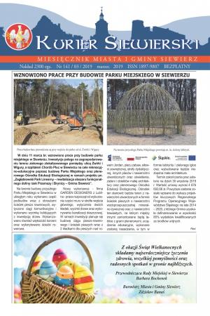 KURIER SIEWIERSKI NR 141/03/2019