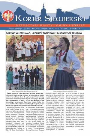 KURIER SIEWIERSKI NR 146/08/2019