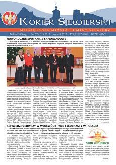 KURIER SIEWIERSKI NR 57/01/2012