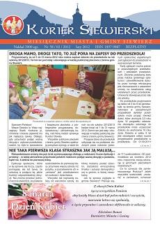 KURIER SIEWIERSKI NR 58/02/2012