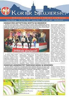 KURIER SIEWIERSKI NR 59/03/2012