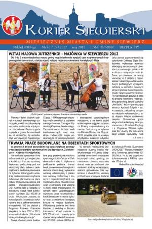 KURIER SIEWIERSKI NR 61/05/2012