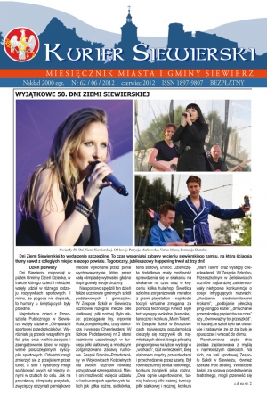 KURIER SIEWIERSKI NR 62/06/2012