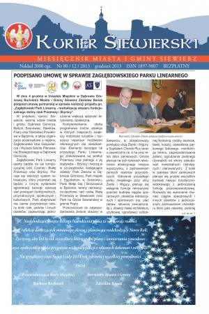 KURIER SIEWIERSKI NR 80/12/2013