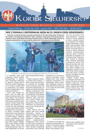 KURIER SIEWIERSKI NR 86/06/2014