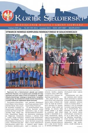 KURIER SIEWIERSKI NR 89/09/2014