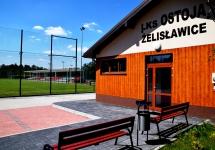 STADION SPORTOWY LKS OSTOJA W ŻELISŁAWICACH