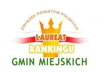 10. MIEJSCE GMINY SIEWIERZ W OGÓLNOPOLSKIM RANKINGU GMIN I POWIATÓW 2014