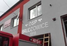 PRACE BUDOWLANE W REMIZACH OSP W GMINIE SIEWIERZ