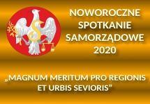 NOWOROCZNE SPOTKANIE SAMORZĄDOWE 2020