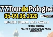 TOUR DE POLOGNE 2020 W GMINIE SIEWIERZ