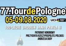 TOUR DE POLOGNE 2020 UTRUDNIENIA W RUCHU