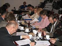 SESJA RADY MIEJSKIEJ W SIEWIERZU W DNIU 8 LUTEGO 2007 R.