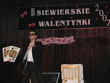 III SIEWIERSKIE WALENTYNKI
